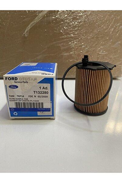 Ford Courier 1.5-1.6 Tdci Yağ Filtresi Orijinal Ürünüdür.