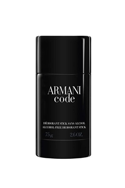 Armani Code Homme Erkek Deostick 75 ml 3360372115526
