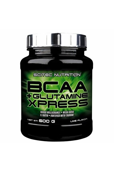 Bcaa+glutamine Xpress 600 Gr - Yeşil Limon