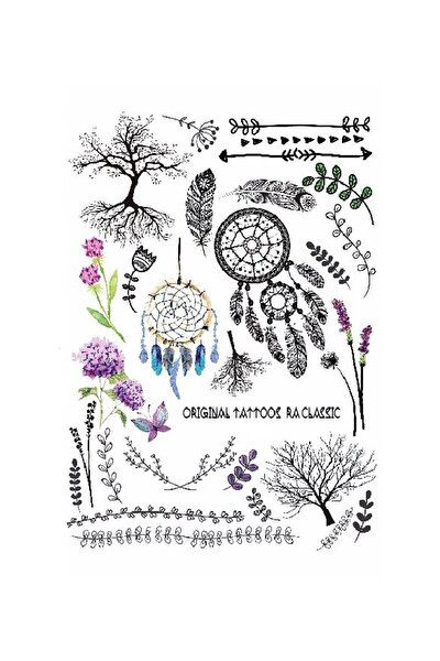 Hyacinth Geçici Dövme
