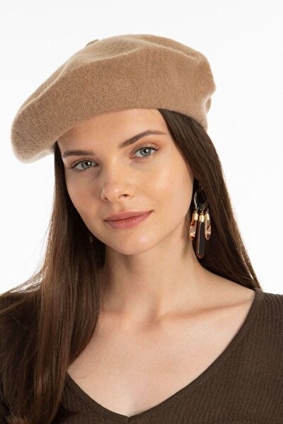 Kadın Deve Tüyü Ressam Beresi, Fransız Şapkası