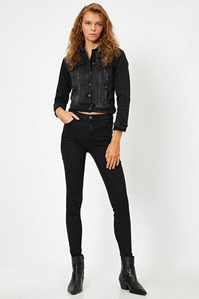 Kadın Siyah Jeans 1KAK47466MD