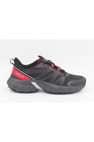 Unisex Siyah Easy Step Drift Spor Ayakkabı