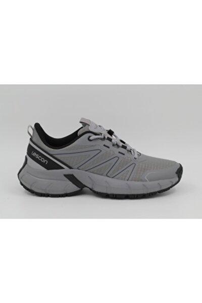 Unisex Gri Easy Step Drift Spor Ayakkabı