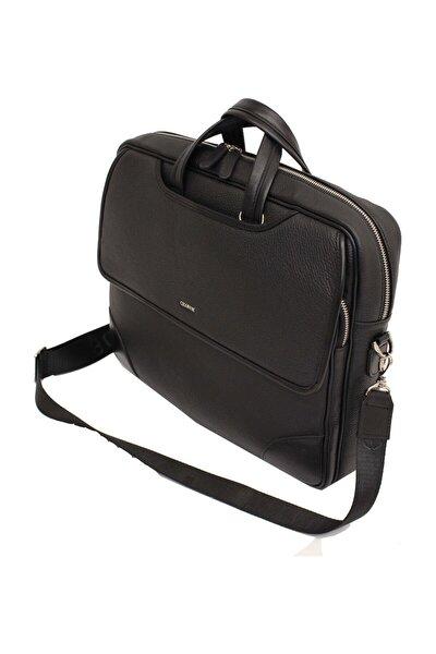 Unisex Siyah Laptop & Evrak Çantası Gd 6880