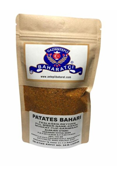 Anteplibaharat Patates Baharatı 100 Gr