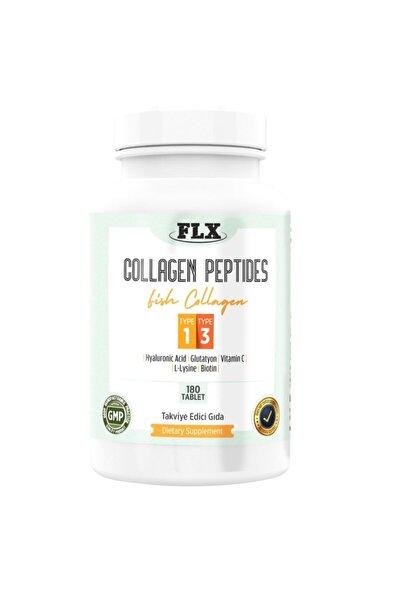 Collagen Peptides Tip 1-3 Balık Kolajeni 180 Tablet
