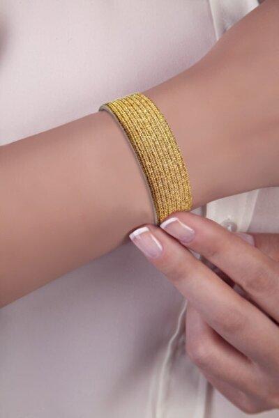 Altın Desen Luxury Bileklik Bse011