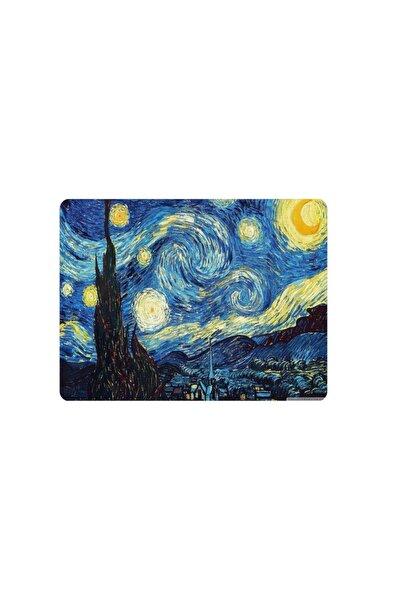 Van Gogh Yıldızlı Starry Night Gece Mouse Pad