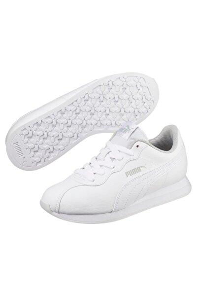Unisex Beyaz Turın Spor Günlük Ayakkabı 366773-02
