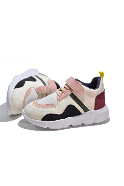 Beyaz Çocuk Ayakkabı Spor