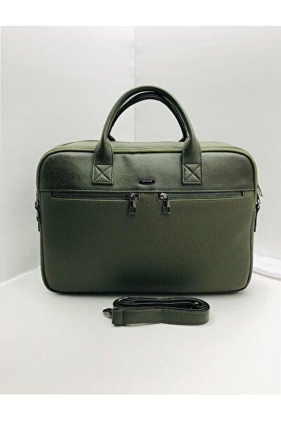 Unisex Yeşil Laptop Çantası