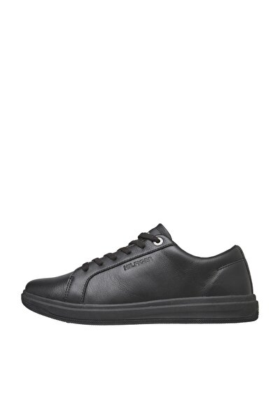 Erkek Siyah Sneaker Modern Clean  Deri Cupsole FM0FM02992
