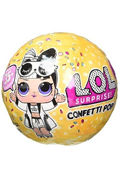 Lol Bebek Benzeri Confetti Pop