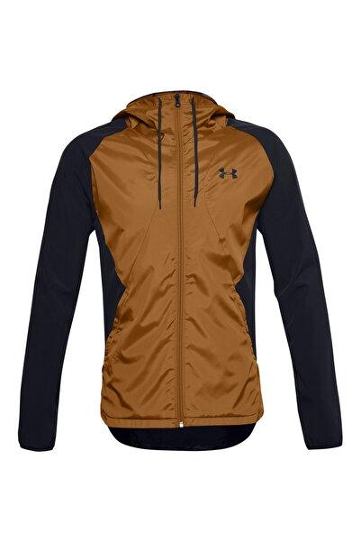Erkek Spor Sweatshirt - Stretch-Woven Hooded Jacket - 1352021-002