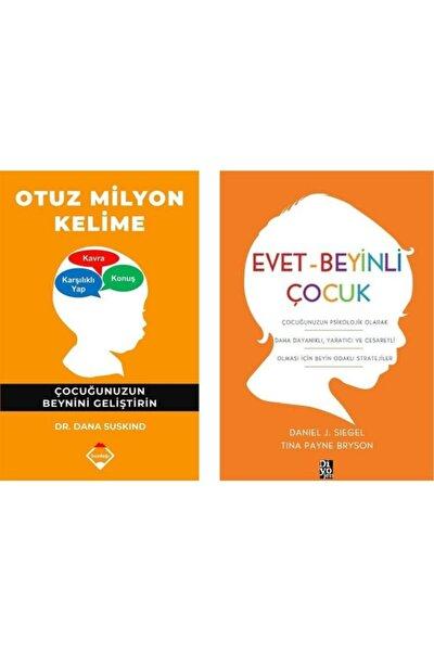 Otuz Milyon Kelime / Evet - Beyinli Çocuk 2 Kitap Set