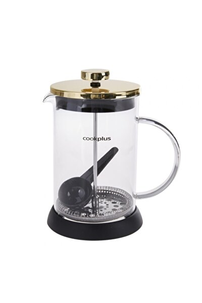 Coffee Bean French Press Gold 800 ml
