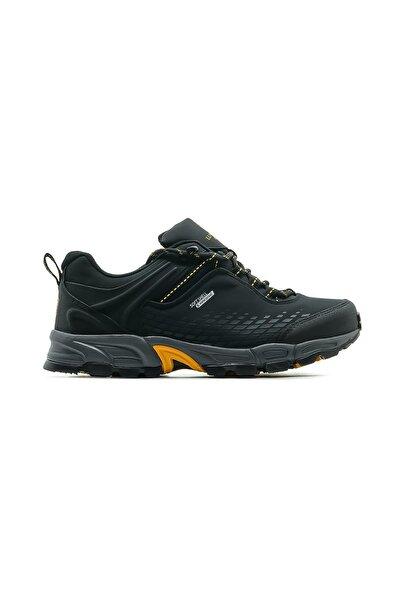 Erkek Siyah Outdoor Spor Ayakkabı 20k Flake 9pr