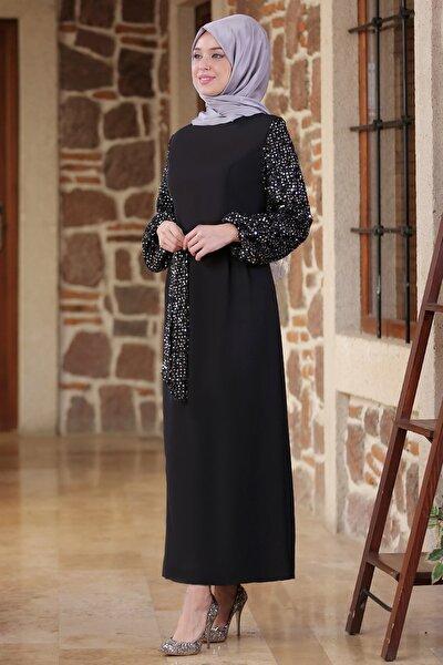 Kadın Gümüş Nefes Elbise