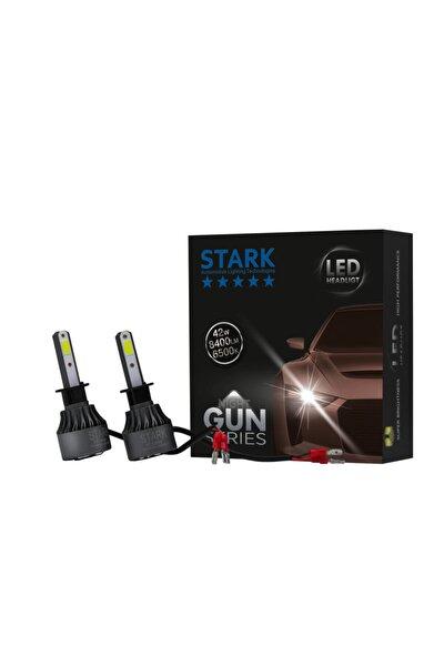 Led Xenon H1 Night Gun Canbus 8400 Lümen 6500 Kelvin