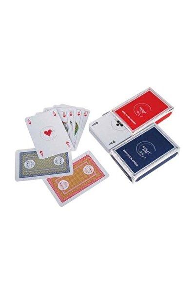 Iskambil (poker) Oyun Kağıdı Tek Deste