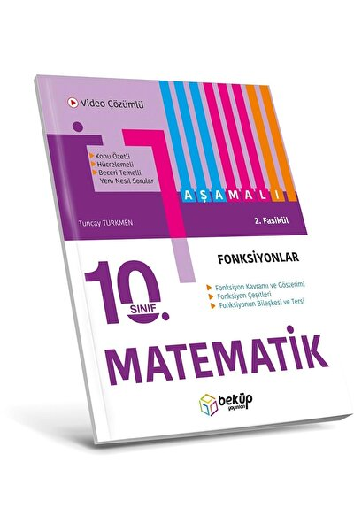 10. Sınıf Matematik 2. Fasikül Fonksiyonlar