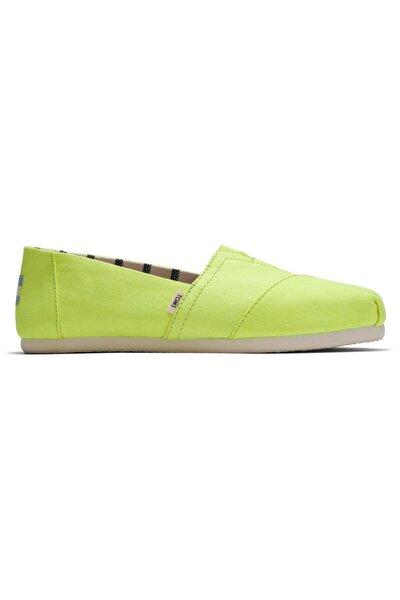 Kadın Sarı Ayakkabı 10015259