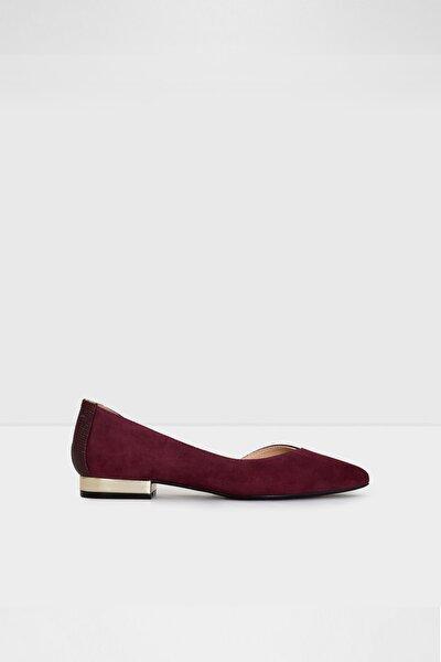Kadın Kırmızı Düz Ayakkabı