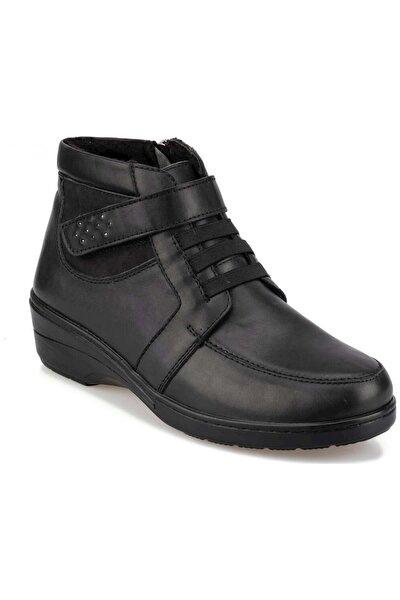 92.100271.Z Siyah Kadın Comfort Ayakkabı 100573776