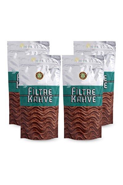 4'lü Filtre Kahve