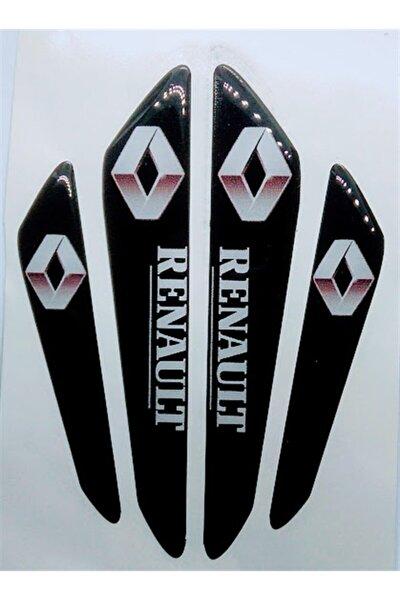 Renault Araba Yan Kapı Koruma 3d Sticker