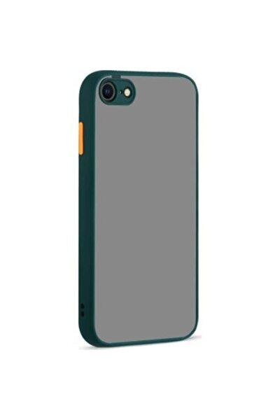 Apple Iphone 6/6s Kılıf Hux Kapak Haki
