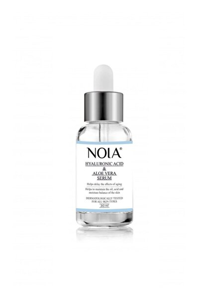 Hyaluronic Acid & Aloe Vera Serum