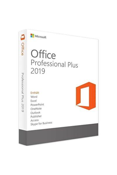 Office 2019 Professional Plus Dijital Lisans Anahtarı