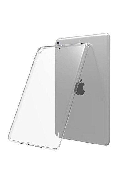 "Apple Ipad 8. Nesil Kılıf 10.2"" Ince Arka Yumuşak Silikon Kapak A2270 A2428 A2429 A2430 Şeffaf"