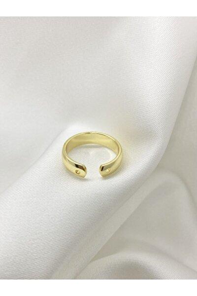 Basic Gold Cuff (kıkırdak Küpesi)
