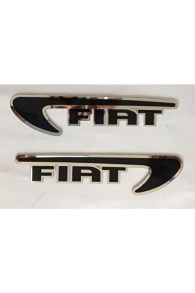 Fiat Linea Uyumlu Krom Çamurluk Venti