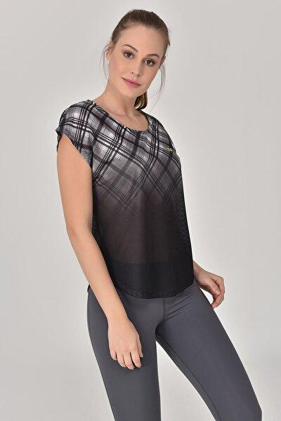 Siyah Kadın T-shirt  GS-8032