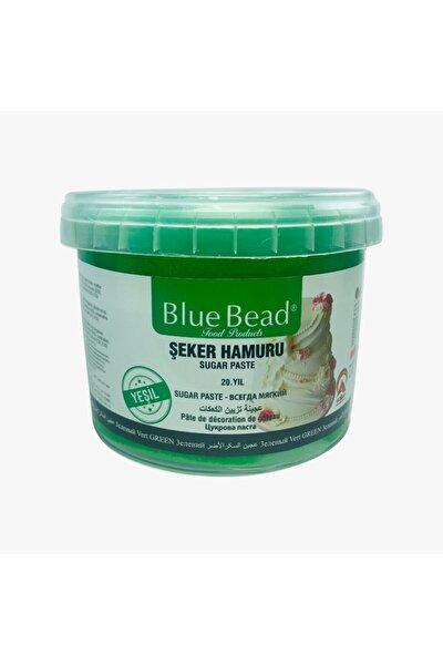 1 kg Yeşil Şeker Hamuru