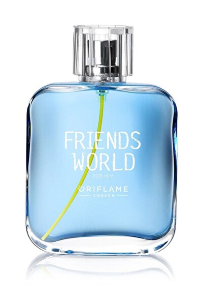 Friends World For Him Edt Erkek Parfümü-75 ml