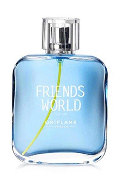 Friends World For Him Edt Erkek Parfümü 75 Ml