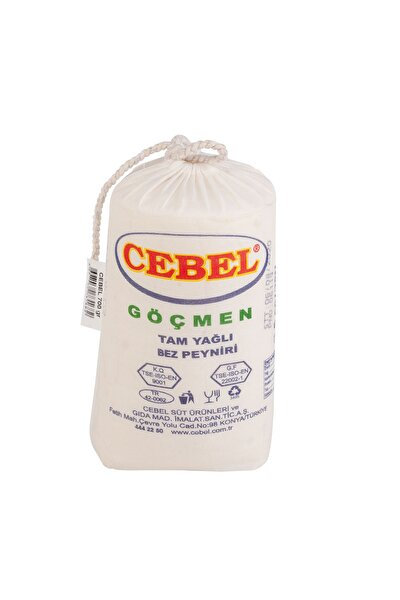 Tulum Peynir Bez Eritme T.y.700 Gr