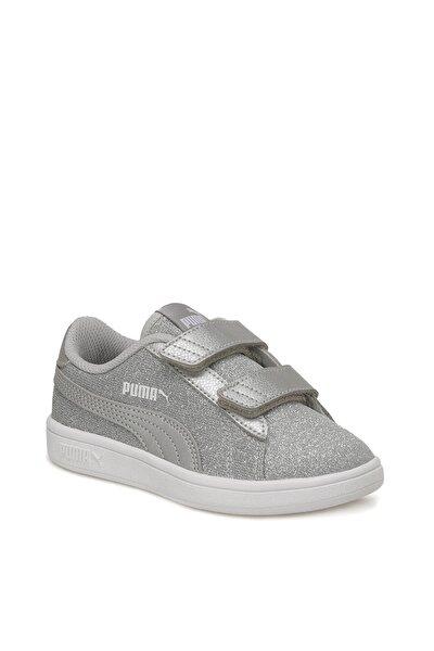SMASH V2 GLITZ GLAM V PS Gümüş Kız Çocuk Sneaker Ayakkabı 100583333