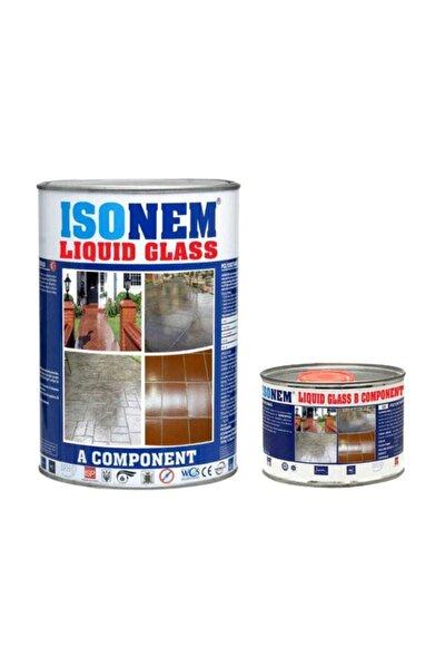 Liquid Glass Sıvı Cam 4 Kg Set
