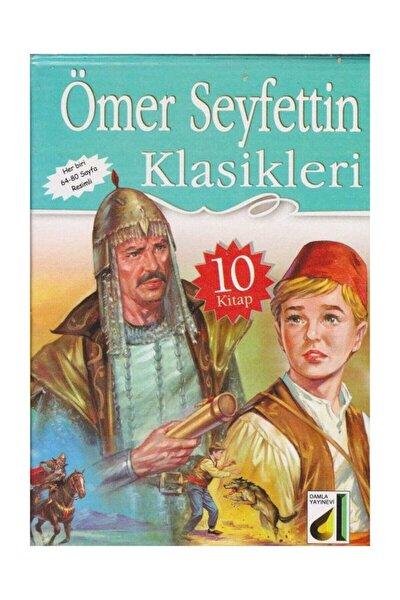 Ömer Seyfettin Klasikleri (10 Kitap Takım)