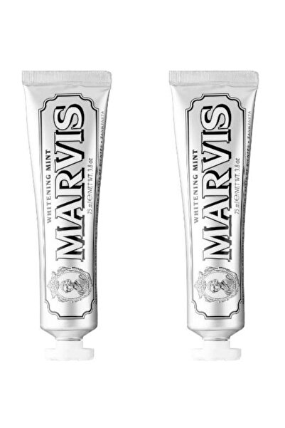 Whitening Mint Diş Macunu 85 ml 2'li Set