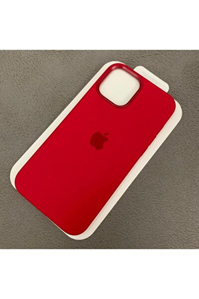 Iphone 12pro Max Uyumlu Lansman Özellikli Silikon Kılıf