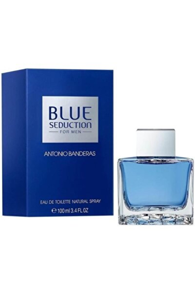 Blue Seduction Edt 100 ml  Erkek Parfüm