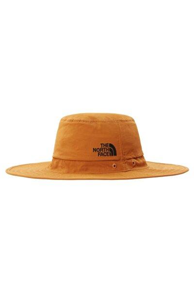 Unisex Turuncu Baskılı Şapka  - T0cf7tvc7