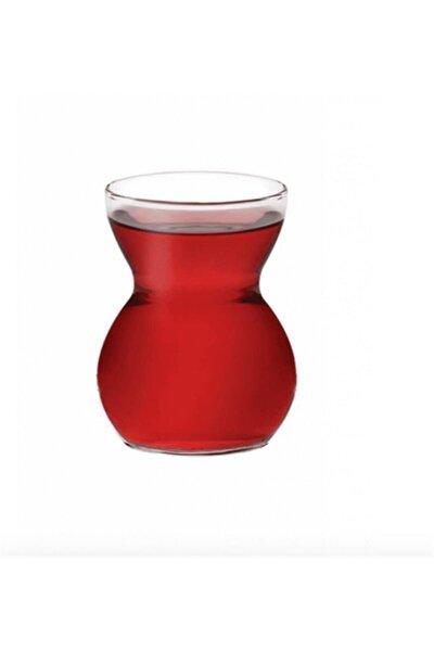 Dantel Çay Bardak - 6 Lı Cam Çay Bardağı 42841